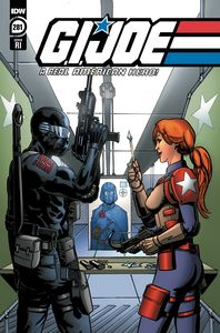 [GI Joe: A Real American Hero #281 (Casey Maloney Variant) (Product Image)]