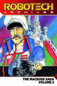 [Robotech Archives: Macross Saga: Volume 2 (Product Image)]