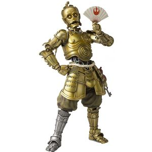 [Star Wars: Movie Realisation Action Figure: Karakuri C-3PO (Product Image)]
