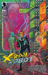 [X-Ray Robot #2 (Cover B Rubin) (Product Image)]