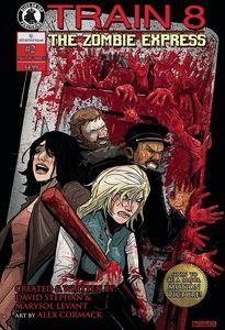 [Train 8: Zombie Express #2 (Product Image)]