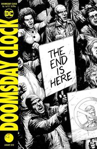 [Doomsday Clock #1 (2nd Printing) (Product Image)]