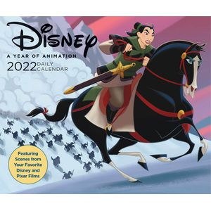 [Disney: 2022 Daily Desk Calendar (Product Image)]