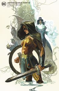 [Justice League: Dark #18 (Variant Edition) (Product Image)]