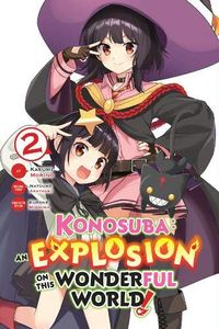 [Konosuba: An Explosion On This Wonderful World!: Volume 2 (Product Image)]
