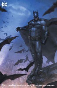 [Batmans: Grave #3 (Variant Edition) (Product Image)]