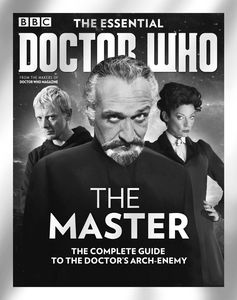 [Doctor Who: Essential Guide #4 The Master (Product Image)]