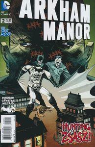 [Arkham Manor #2 (Product Image)]