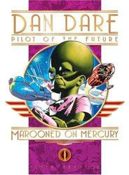 [Classic Dan Dare: Marooned On Mercury (Hardcover) (Product Image)]
