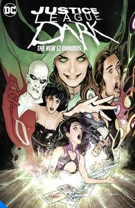 [Justice League Dark: The New 52: Omnibus (Hardcover) (Product Image)]