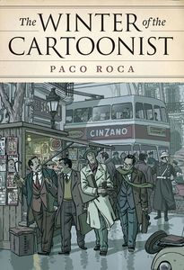 [Winter Of The Cartoonist (Hardcover) (Product Image)]