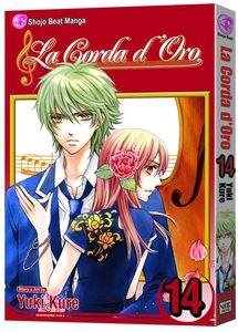 [La Corda D'oro: Volume 14 (Product Image)]