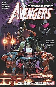 [Avengers: By Jason Aaron: Volume 3: War Of The Vampire (Product Image)]