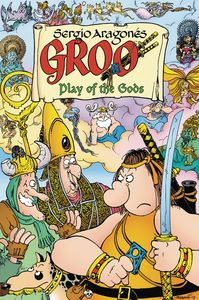 [Groo: Play Of The Gods (Product Image)]