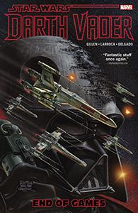 [Star Wars: Darth Vader: Volume 4: End Of Games (Product Image)]