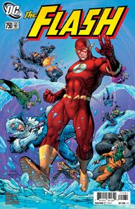 [Flash #750 (2000s Jim Lee Variant Edition) (Product Image)]