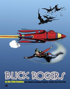 [Buck Rogers In 25th Century Sundays: Volume 3 1937 - 1940 (Hardcover) (Product Image)]