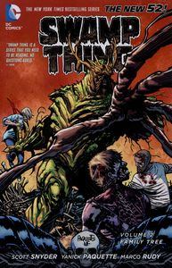 [Swamp Thing: Volume 2: Family Tree (Product Image)]