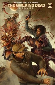 [Walking Dead: Deluxe #15 (Cover C Rapoza) (Product Image)]