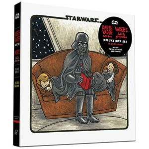 [Darth Vader & Son/ Vader's Little Princess: Deluxe Box Set (Hardcover) (Product Image)]