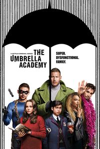 [The Umbrella Academy: Poster: Super Dysfunctional Family (Product Image)]
