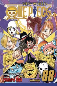 [One Piece: Volume 88 (Product Image)]