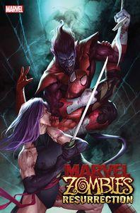 [Marvel Zombies: Resurrection #2 (Product Image)]
