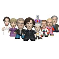 [ Sherlock TITANS: The Baker Street Collection (Product Image)]