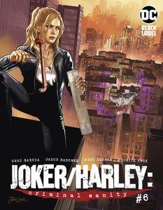 [Joker/Harley: Criminal Sanity #6 (Jason Badower Variant) (Product Image)]