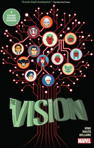 [Vision: The Complete Collection (Product Image)]