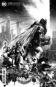 [Arkham City: The Order Of The World #1 (Steve Beach Cardstock Variant) (Product Image)]