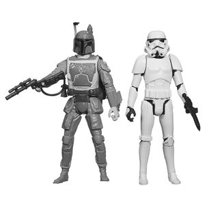 [Star Wars: Rebels: Mission Series: Wave 1 Action Figure: EPV Boba Fett And Stormtrooper (Product Image)]