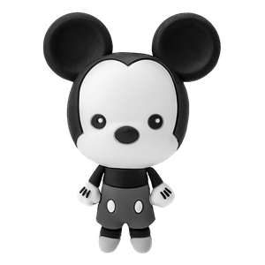 [Disney: 3D Magnet: Mickey Mouse (Product Image)]