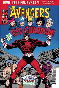 [True Believers: Black Widow Red Guardian #1 (Product Image)]