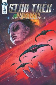 [Star Trek: Discovery: Aftermath #2 (Cover A Hernandez) (Product Image)]