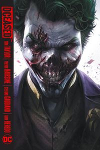 [Dceased (Forbidden Planet Exclusive Signed Mini Print Edition LCSD 2019 Hardcover) (Product Image)]
