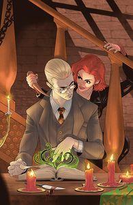 [Buffy The Vampire Slayer #28 (Cover F Unlockable Georgiev Virgin Variant) (Product Image)]
