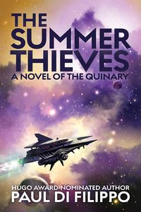 [The Summer Thieves A Novel Of The Quinary (Product Image)]