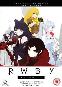 [RWBY: Volume 2 (Product Image)]