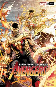 [Avengers #43 (Weaver Connecting Variant) (Product Image)]