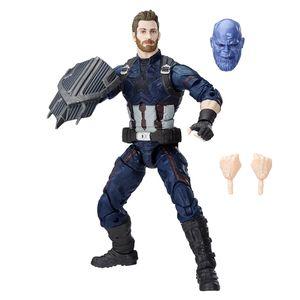 [Avengers: Infinity War: Marvel Legends Action Figure: Captain America (Product Image)]