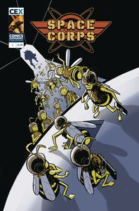 [Space Corps #3 (Cover B Beck) (Product Image)]