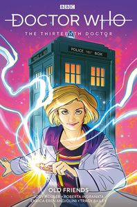 [Doctor Who: The 13th Doctor: Volume 3 (Product Image)]