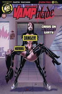 [Vampblade: Season 3 #12 (Cover B Young Risque) (Product Image)]