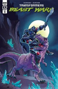 [Transformers: Beast Wars #2 (Winston Chan Variant) (Product Image)]