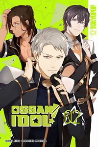 [Ossan Idol!: Volume 2 (Product Image)]