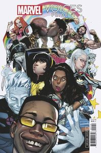 [Marvels Voices: Pride #1 (Coipel Variant) (Product Image)]