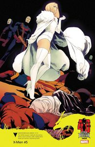 [X-Men #5 (Anka Dark Phoenix 40th Variant DX) (Product Image)]