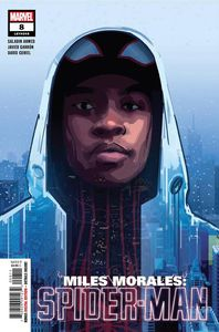 [Miles Morales: Spider-Man #8 (Product Image)]