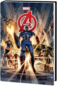[Avengers: By Jonathan Hickman: Omnibus: Volume 1 (Hardcover) (Product Image)]